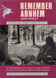 Remember Arnhem (2e-hands, gesigneerd door schrijver)