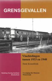 Grensgevallen - Vluchtelingen tussen 1933 en 1940