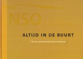 Altijd in de buurt - 100 jaar tabaksdetailhandel in Nederland