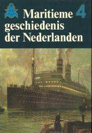 Maritieme geschiedenis der Nederlanden deel 4 - Tweede helft van de negentiende en twintigste eeuw tot heden