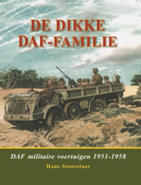 De dikke DAF-familie - DAF militaire voertuigen 1951-1958