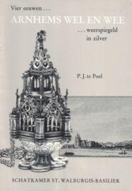 Vier eeuwen Arnhems wel en wee weerspiegeld in zilver