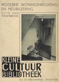 Moderne Woninginrichting en Meubileering - Uit de serie Kleine Cultuur Bibliotheek