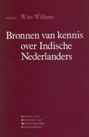 Bronnen van kennis over Indische Nederlanders
