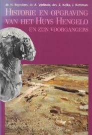 Historie en opgraving van het Huys Hengelo en zijn voorgangers