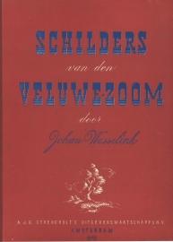 Schilders van den Veluwezoom 1e druk (2e-hands)