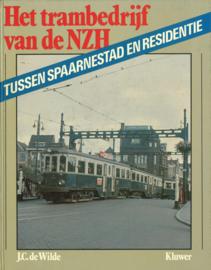 Het trambedrijf van de NZH - Tussen Spaarnestad en Residentie