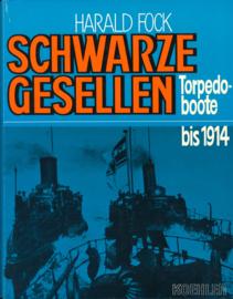 Schwarze Gesellen - Band 1: Torpedoboote bis 1914
