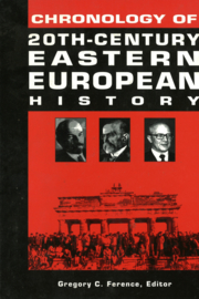 Chronology of 20th-Century Eastern European History