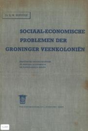 Sociaal-Economische problemen der Groninger Veenkoloniën (2e-hands)