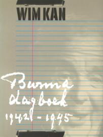 Wim Kan - Burma dagboek 1942-1945 (2e-hands)