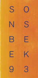 Sonsbeek 1993 (2e-hands)