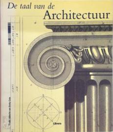 De taal van de architectuur (2e-hands)