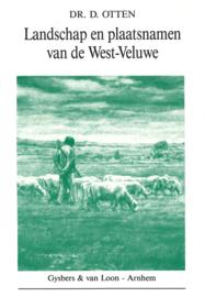 Landschap en plaatsnamen van de West-Veluwe