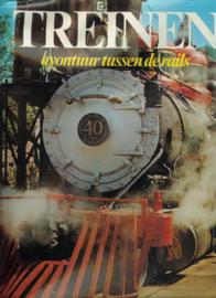Treinen - Avontuur tussen de rails (2e-hands)