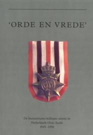 Orde en vrede (2e-hands)