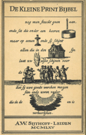De Kleine Print Bijbel