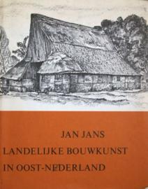 Landelijke bouwkunst in Oost-Nederland