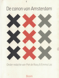 De canon van Amsterdam (2e-hands)