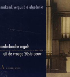 Nederlandse orgels uit de vroege 20ste eeuw