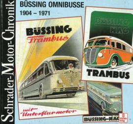Büssing Omnibusse 1904-1971