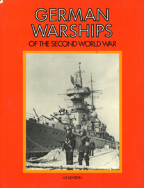 German Warships of the Second World War