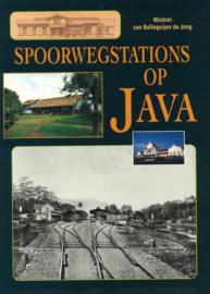 Spoorwegstations op Java