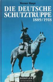 Die Deutsche Schutztruppe 1889/1918