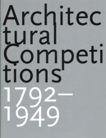 Architectural Competitions 2 delen in doos: 1702-1949 en 1950-today