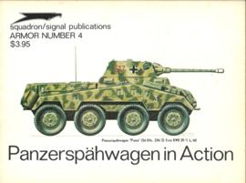 Panzerspähwagen in Action