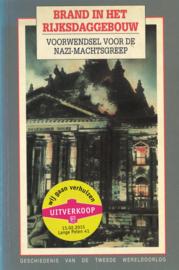 Brand in het Rijksdaggebouw - Voorwendsel voor de Nazi-machtsgreep
