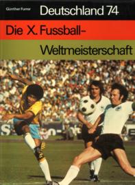 Deutschland 74 - Die X.Fussball Weltmeisterschaft (2 delen in verzamelbox)