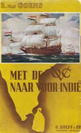Met de VOC naar Voor-Indië