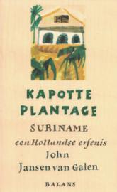 Kapotte plantage - Suriname een Hollandse erfenis