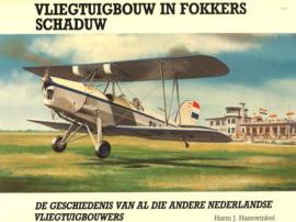 Vliegtuigbouw in Fokkers schaduw