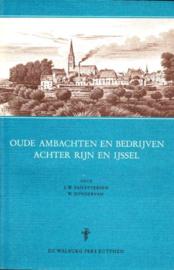 Oude ambachten en bedrijven achter Rijn en IJssel (2e-hands)