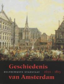 Geschiedenis van Amsterdam - Zelfbewuste stadstaat 1650-1813 (NIEUW)