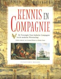 Kennis en Compagnie - de VOC en de moderne wetenschap (2e-hands)