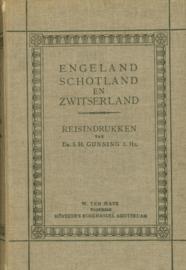 Engeland, Schotland en Zwitserland