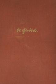 Dagboek van Joseph Goebbels (2e-hands)