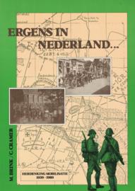 Ergens in Nederland - Herdenking Mobilisatie 1939-1989