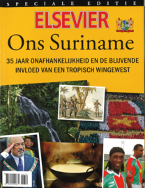 Ons Suriname - Speciale editie Elsevier