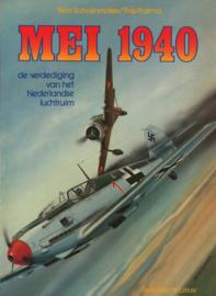 Mei 1940 - De verdediging van het Nederlandse luchtruim