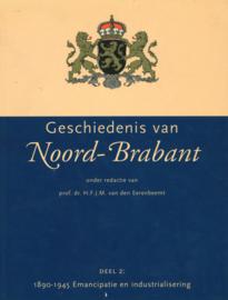 Geschiedenis van Noord-Brabant - Deel 2: 1809-1945 Emancipatie en industrialisatie