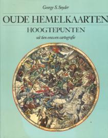 Oude hemelkaarten - Hoogtepunten uit tien eeuwen cartografie