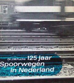 125 jaar Spoorwegen in Nederland (2e-hands)