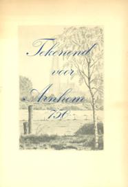 Tekenend voor Arnhem 750 (2e-hands)