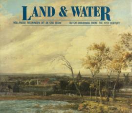 Land & Water - Hollandse tekeningen uit de 17de eeuw