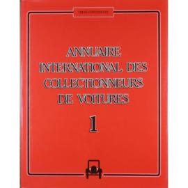 Annuaire International des collectionneurs de voitures