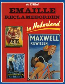 Emaille reclameborden in Nederland
